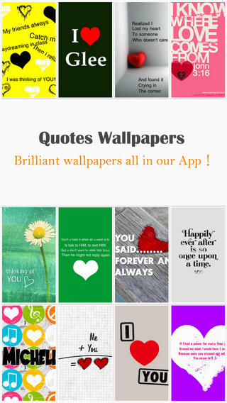 Cute Quote Bac 320x568