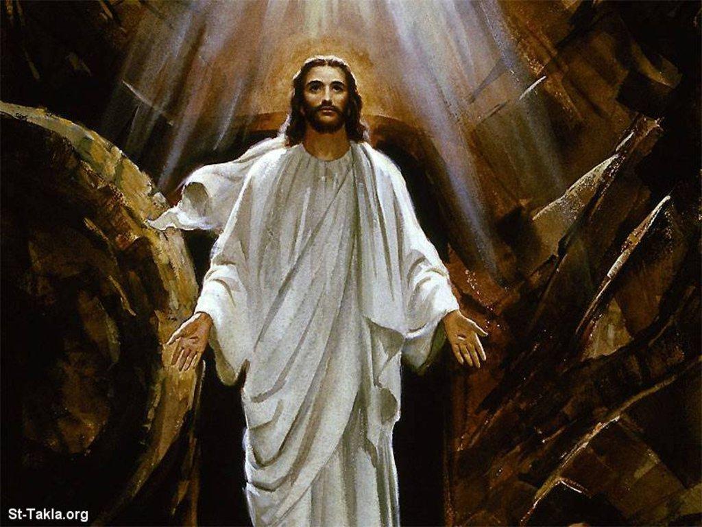Jesus Resurrection Wallpaper 550x412 Jesus Resurrection Wallpaper 1024x768