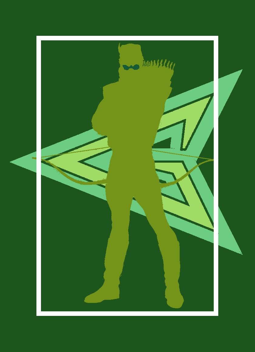 Green Arrow iPhone by kelph1 840x1160