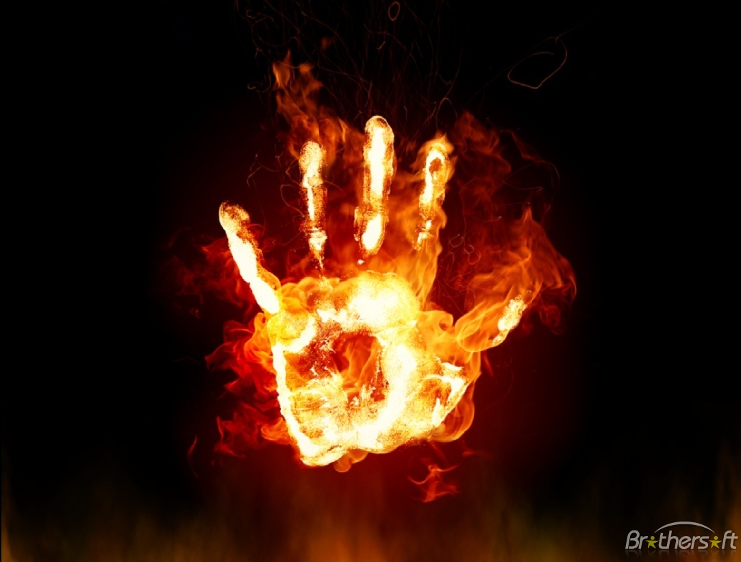 Download Fire Hands Animated Wallpaper Fire Hands Animated 1082x820
