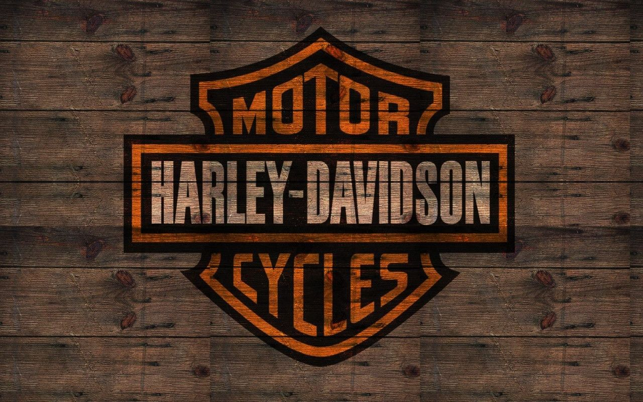 Harley Davidson Logo Wallpaper Hd Background Wallpaper 25 HD 1280x800