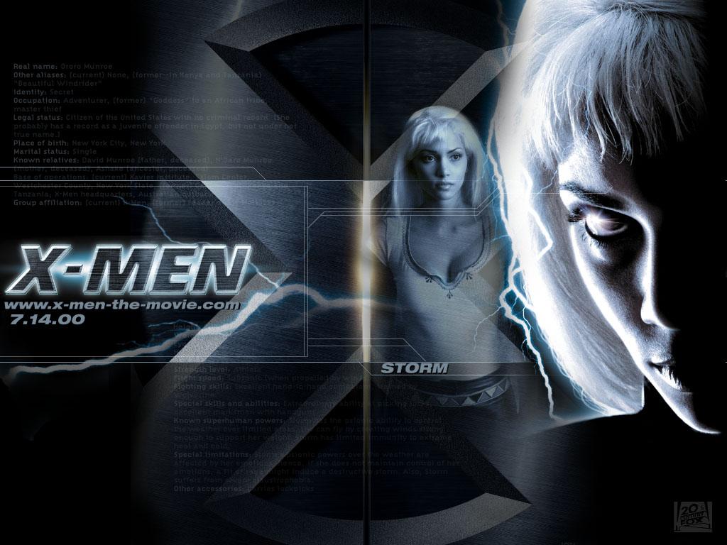 The X Men Storm Wallpaper 1024x768 1024x768