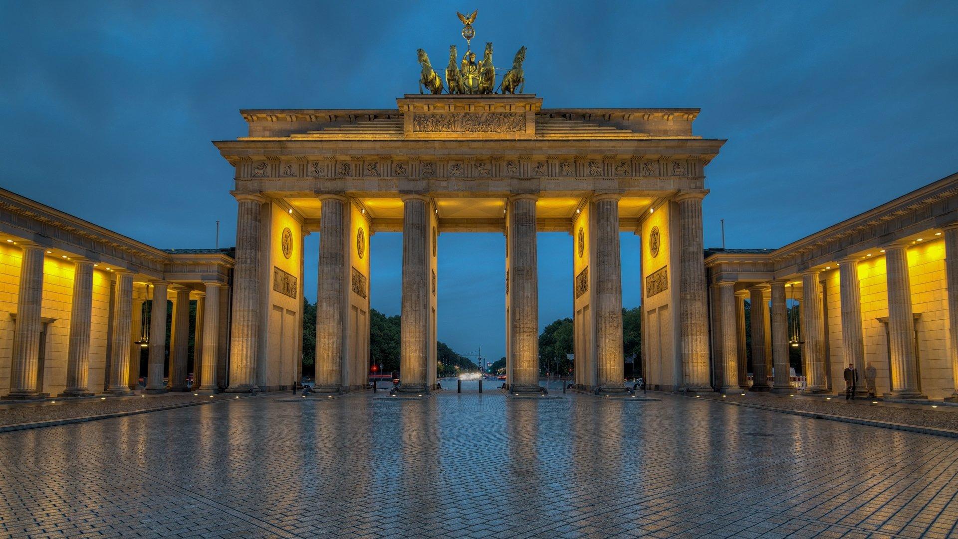 15 Brandenburg Gate HD Wallpapers Background Images   Wallpaper 1920x1080