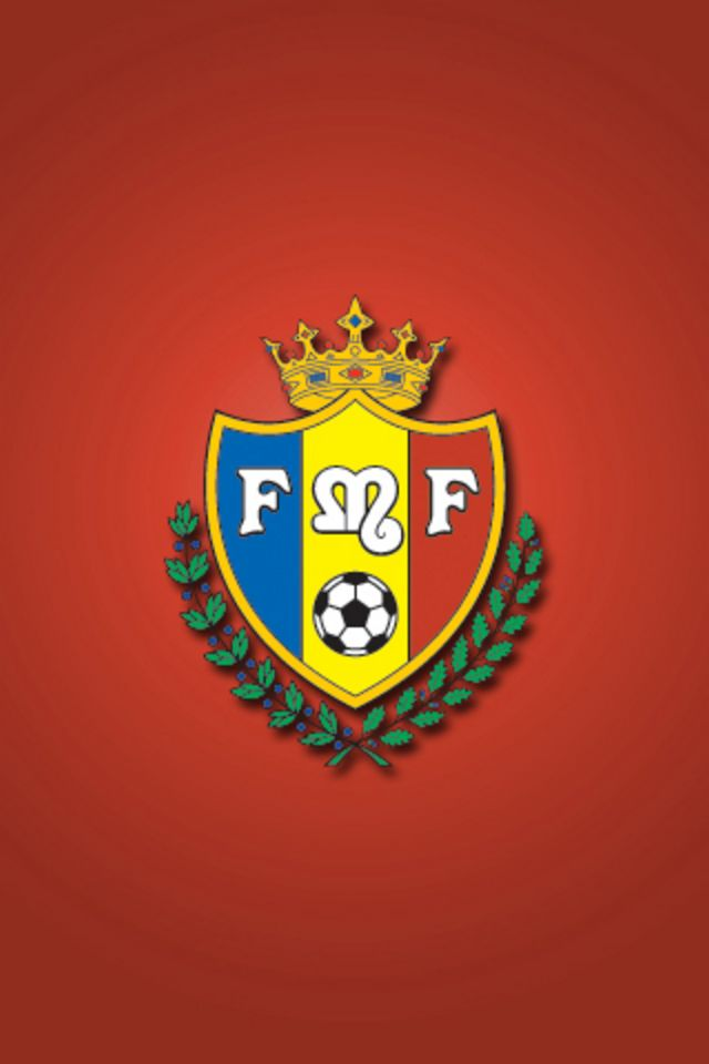Moldova Football Logo iPhone Wallpaper HD 640x960