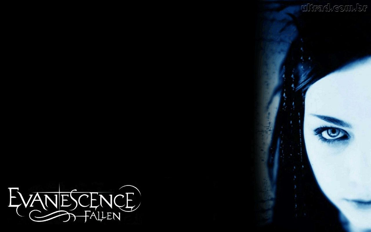 Evanescence Wallpaper Fallen Amy Lee Pictures 1280x800
