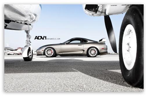ADV1 Toyota Supra HD wallpaper for Standard 43 54 Fullscreen UXGA 510x330