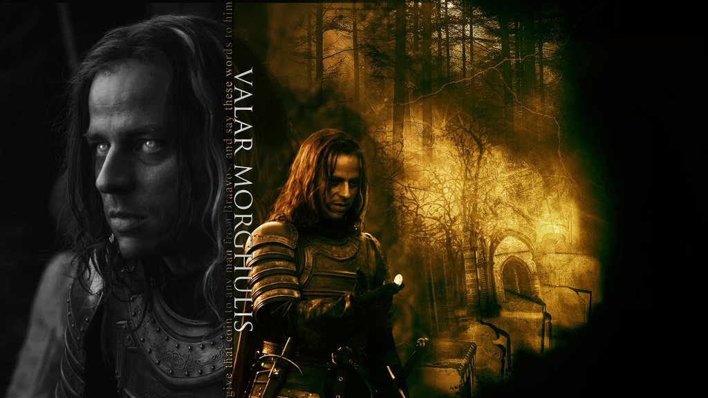 Valar Morghulis by Super Fan Wallpapers 1024x576