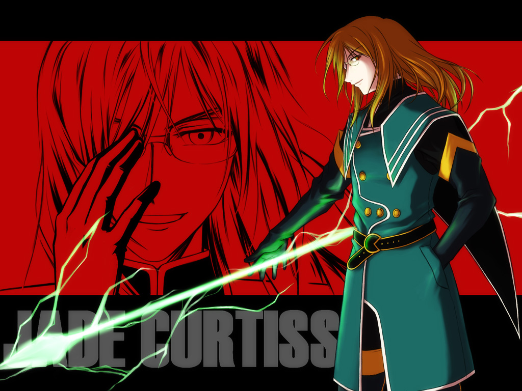 Jade Curtiss   Tales of the abyss Wallpaper 35522778 1024x768