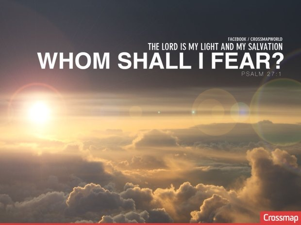 The Lord is my light and my salvation whom shall I fear Psalm 271 620x465