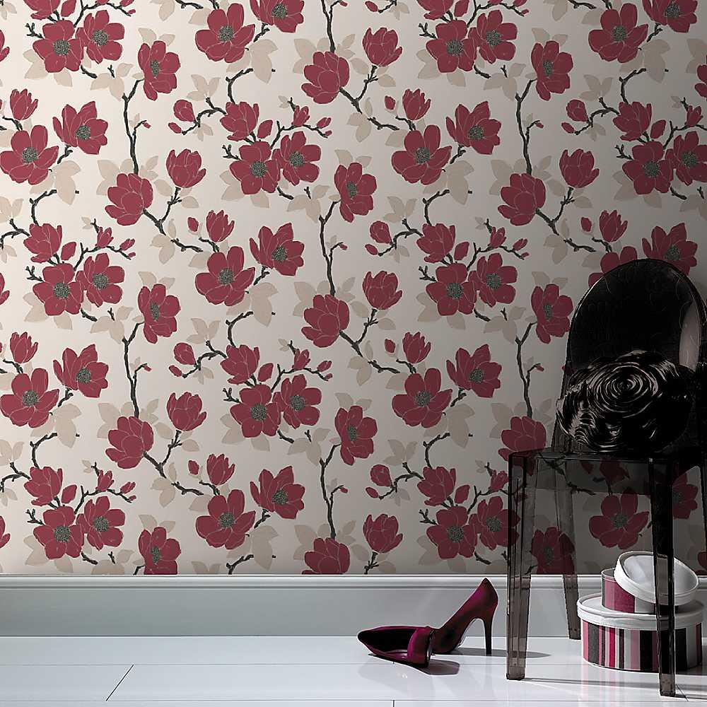 hd cream wallpaper Graham And Brown Wallpaper 1000x1000