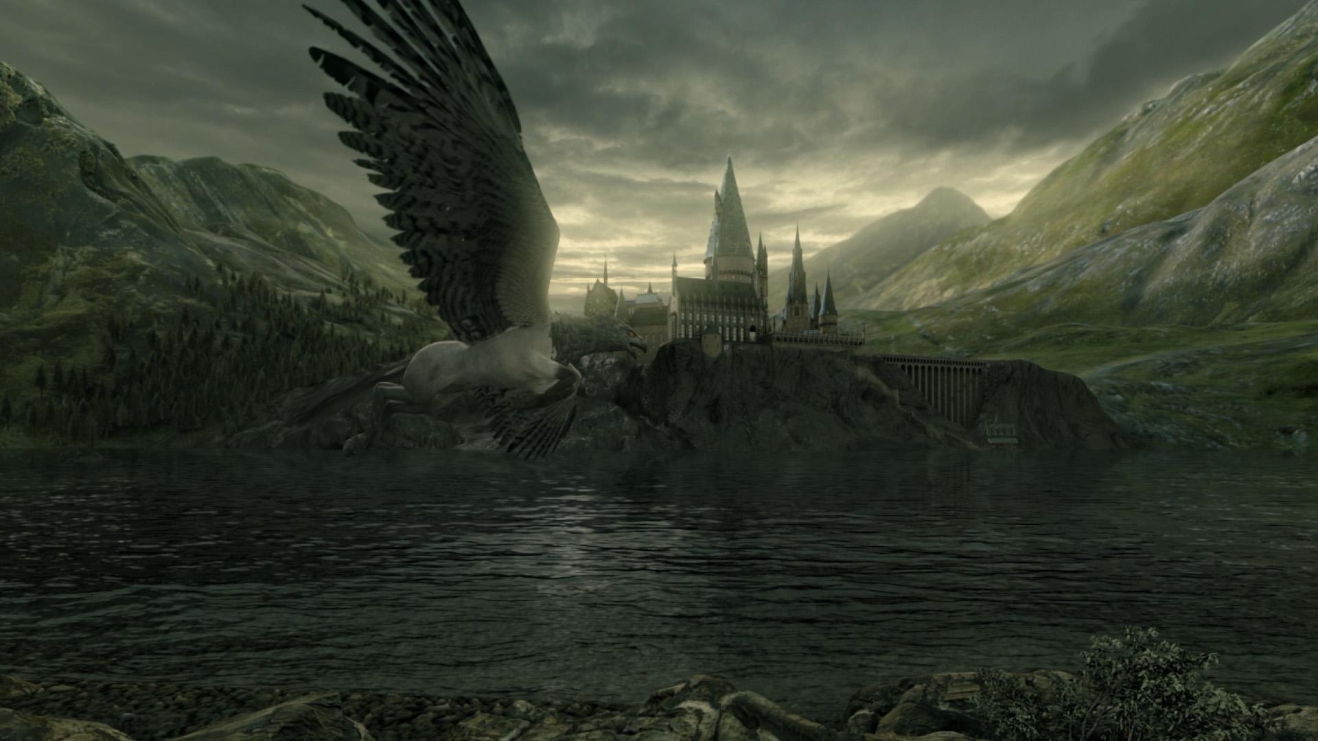Imagen del video en ventanas del Expreso de Hogwarts en Orlando 1920x1080