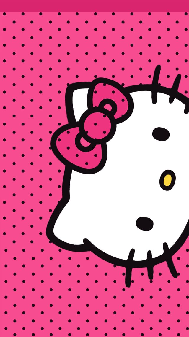 Hello Kitty Wallpaper   Hello Kitty Wallpaper Backgrounds 640x1136