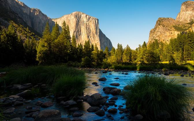 High resolution desktop wallpaper Yosemite by Youen California 672x420