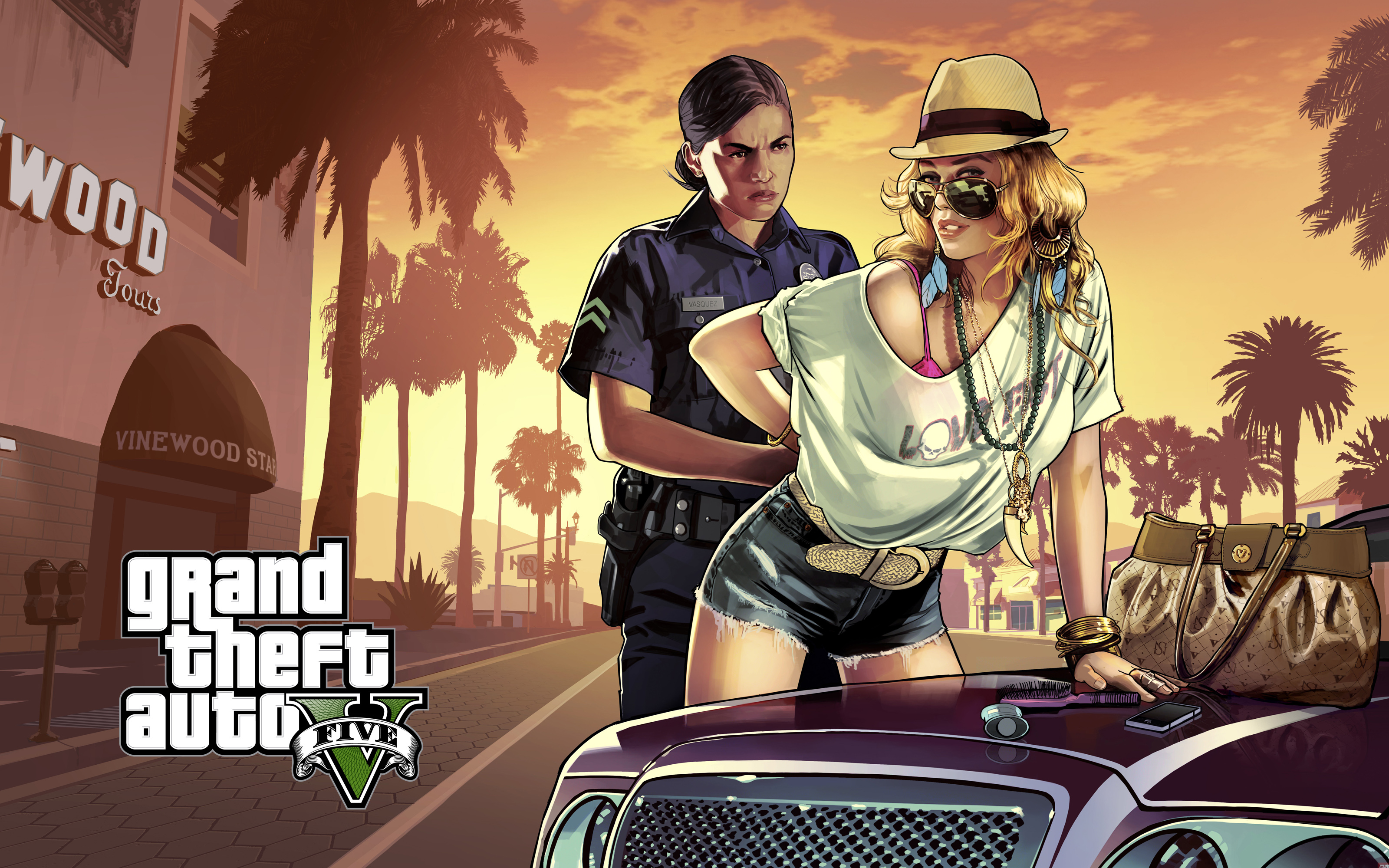 Grand Theft Auto V Walpapers HD   Taringa 3200x2000