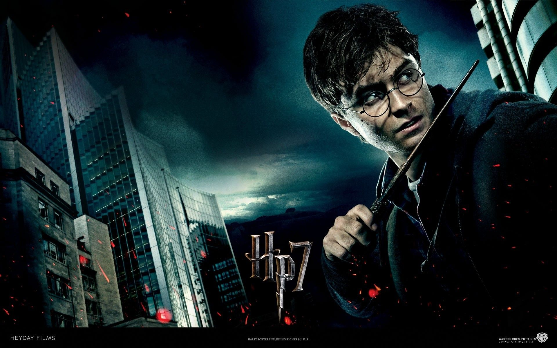 Harry Potter 7 Wallpapers   Top Harry Potter 7 Backgrounds 1920x1200
