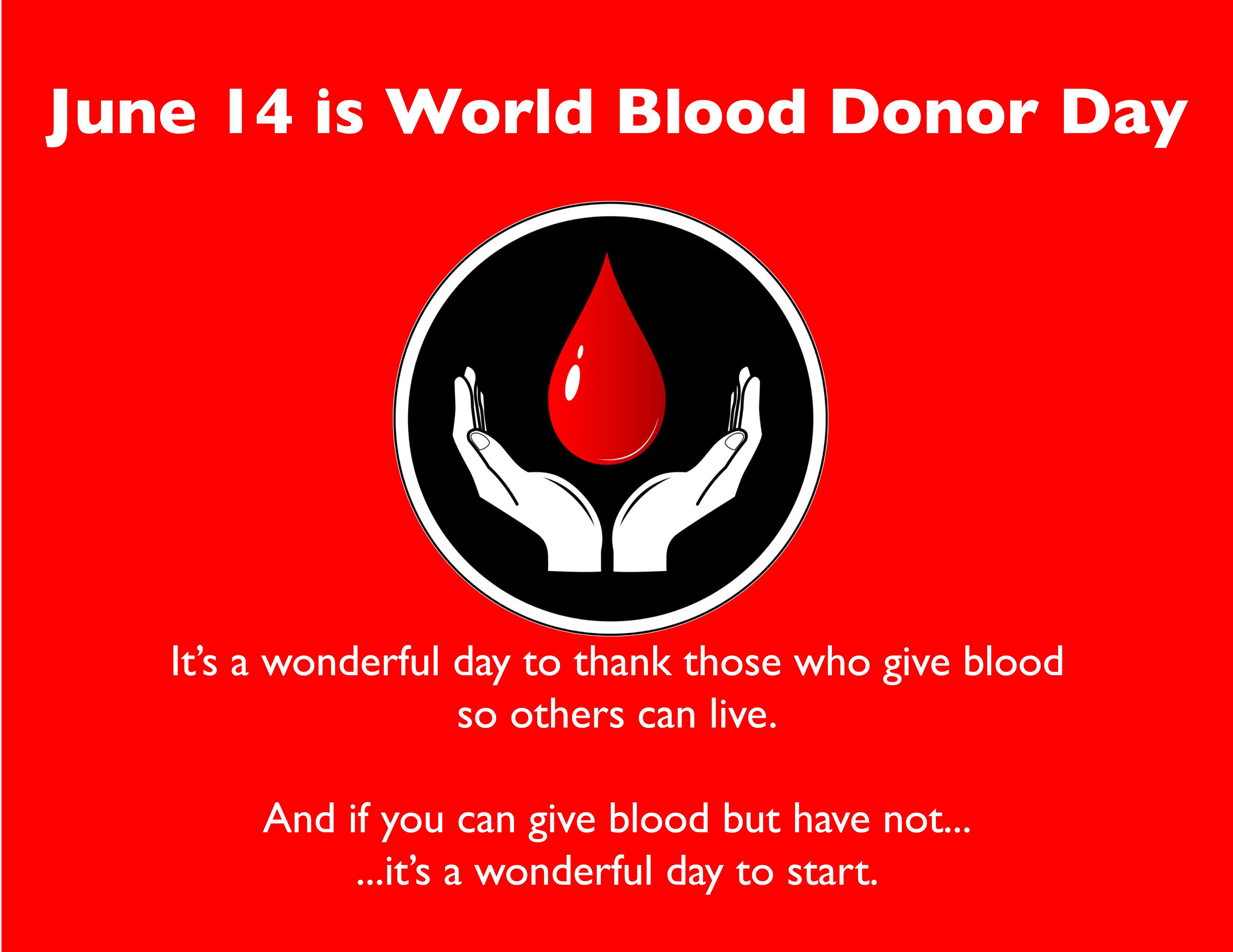 World Blood Donor Day Quotes Slogans Sayings Images Whatsapp 3296x2546