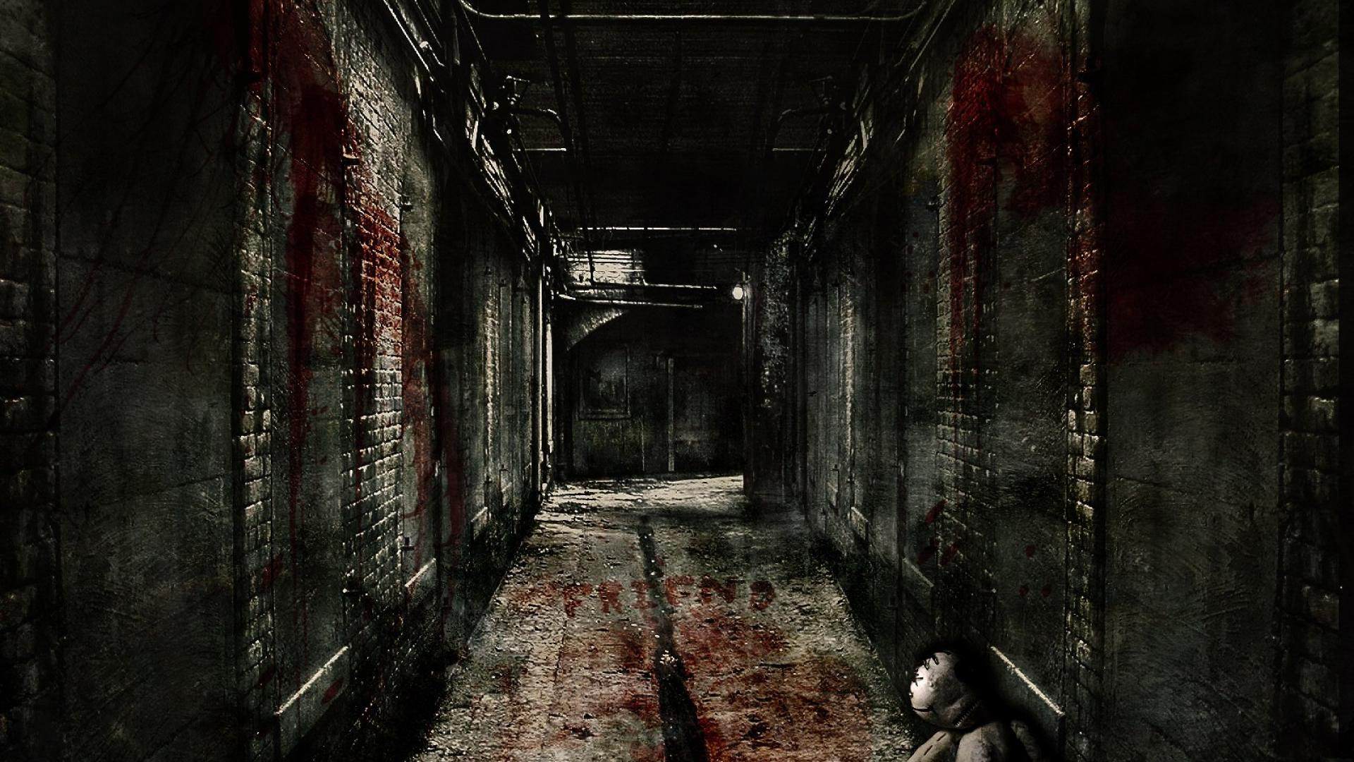 Horror Background Wallpapers WIN10 THEMES 1920x1080