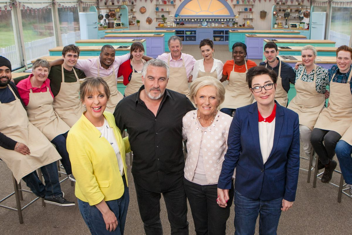 The Great British Baking Show Teams Background 3