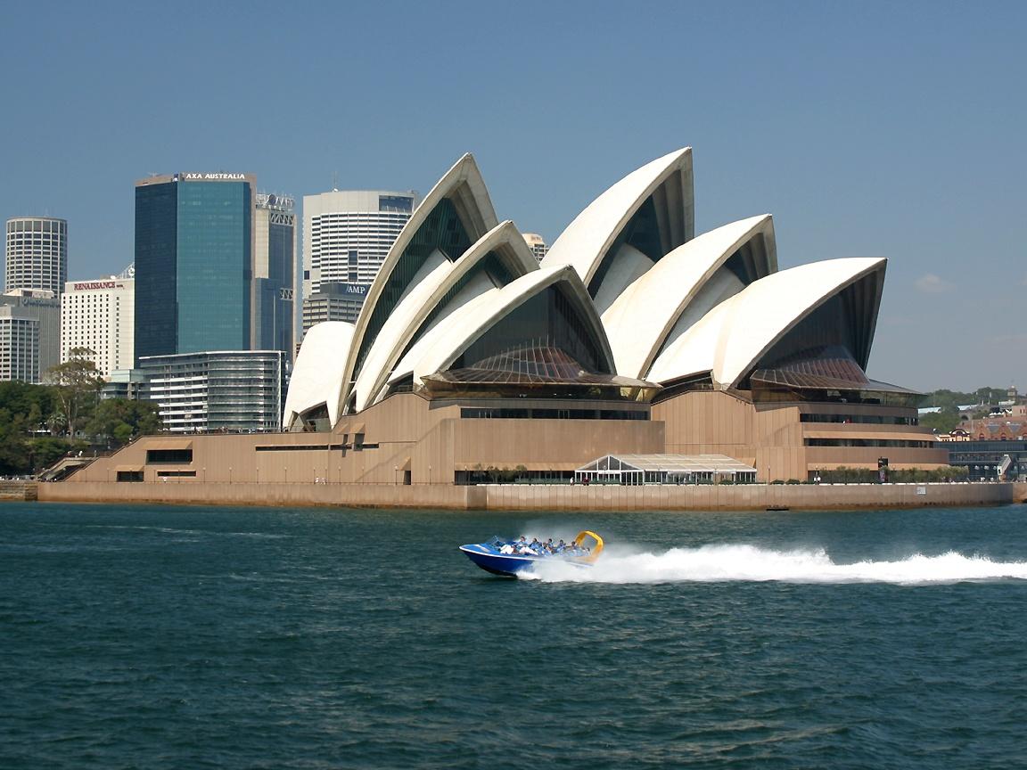 sydney opera house sydney opera house sydney harbour bridge sydney 1152x864