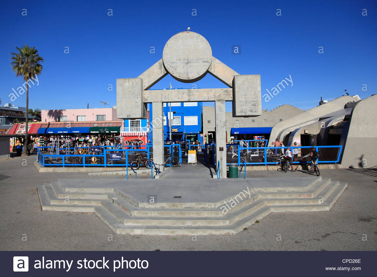 Muscle Beach Stock Photos Muscle Beach Stock Images   Alamy 1300x956