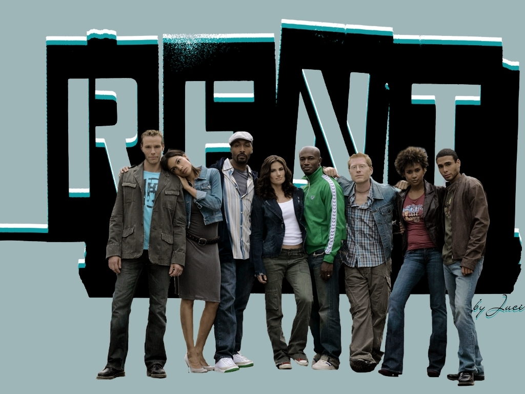 Cast Of Rent Movie   Rent The Musical   1024x768 Wallpaper 1024x768