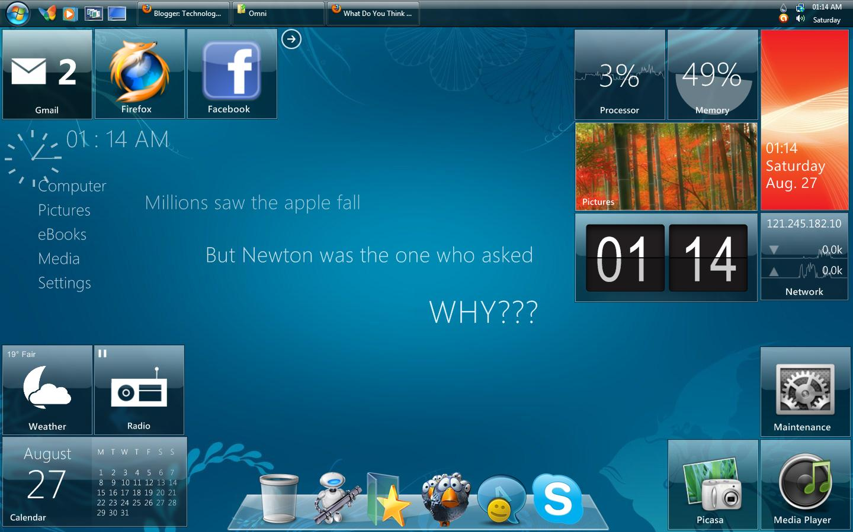 Desktop Wallpaper Slideshow Windows 10 WallpaperSafari