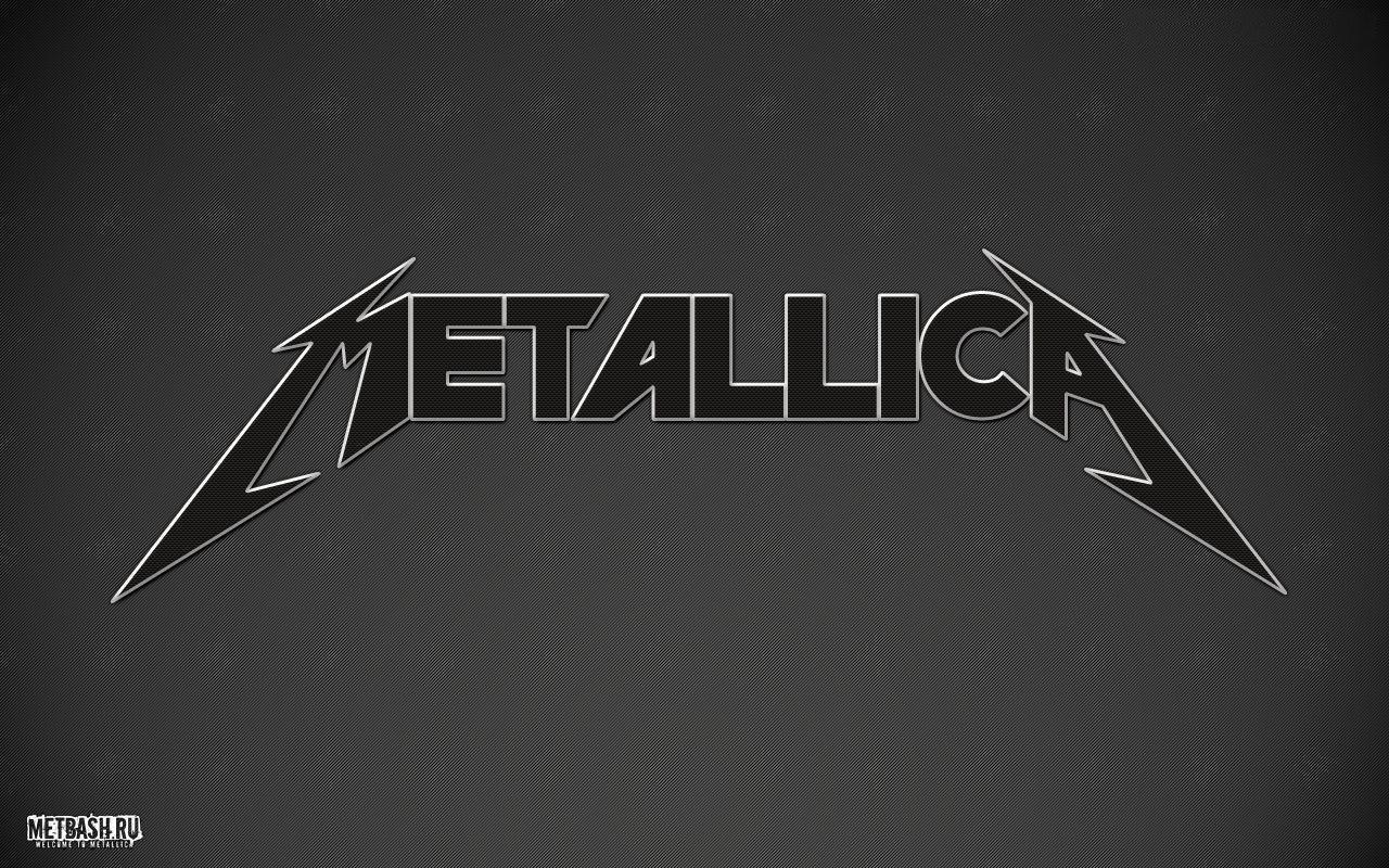 Metallica Logo 1 1280x800
