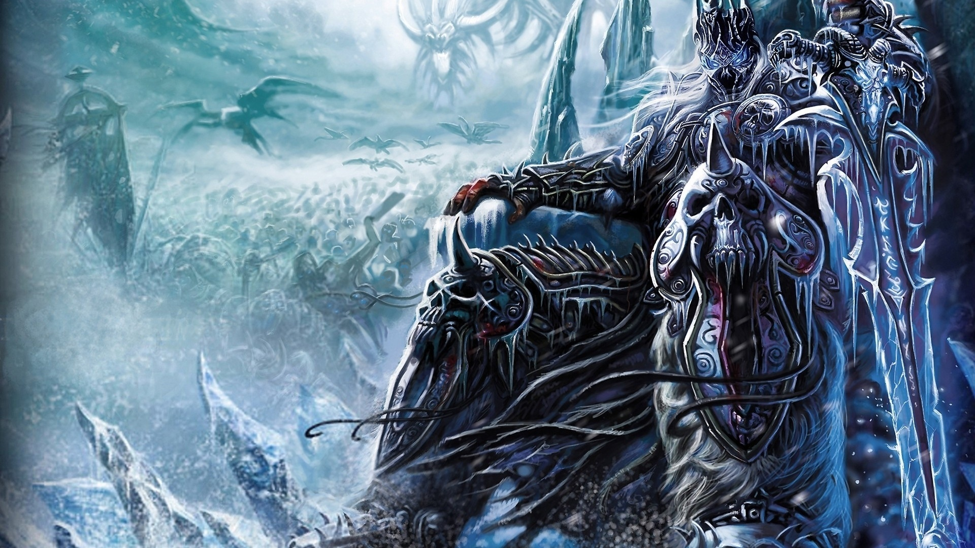 Free Download Games Wallpapers Hd Wow Arthas Background Hd