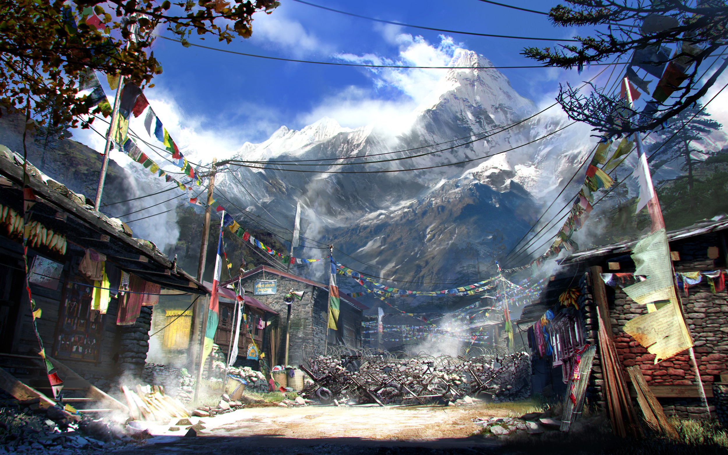 Free Download Fonds Dcran Far Cry 4 Tous Les Wallpapers Far Cry 4