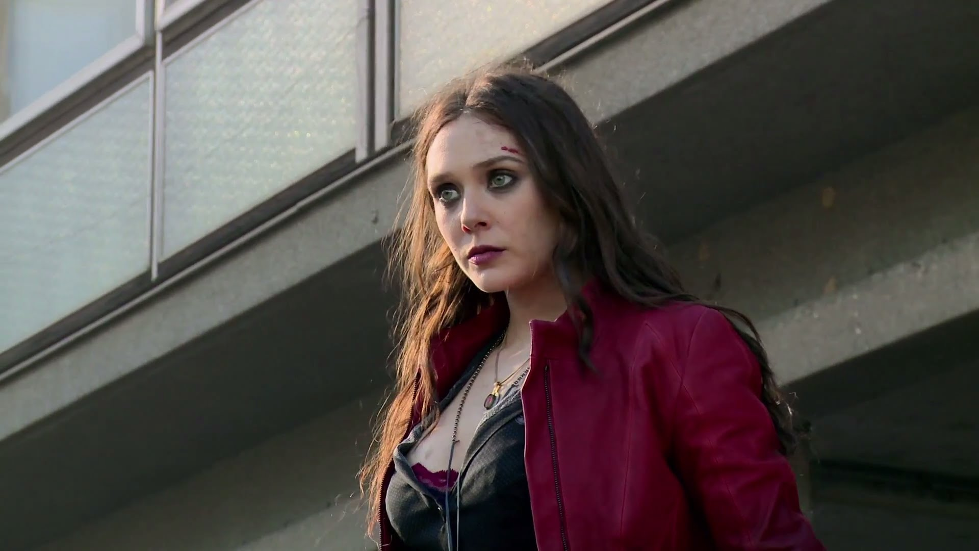 Elizabeth Olsen Says Scarlet Witch Will be the Wild Card in 1920x1080
