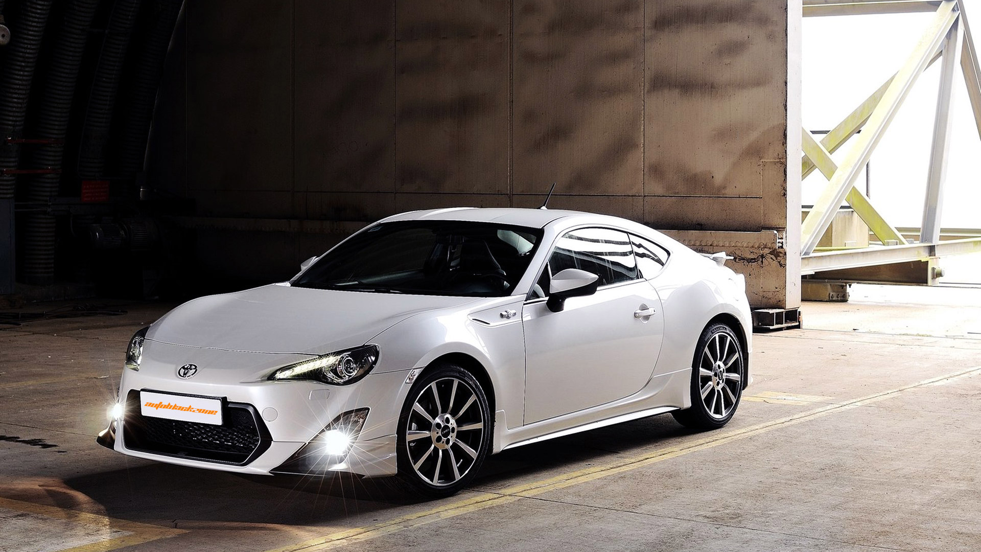 Toyota GT 86 Wallpapers High Quality Download 1920x1080