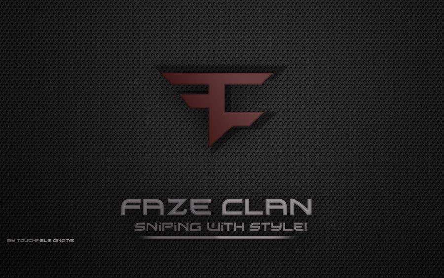 Faze Logo Wallpaper Unofficial faze clan 900x563