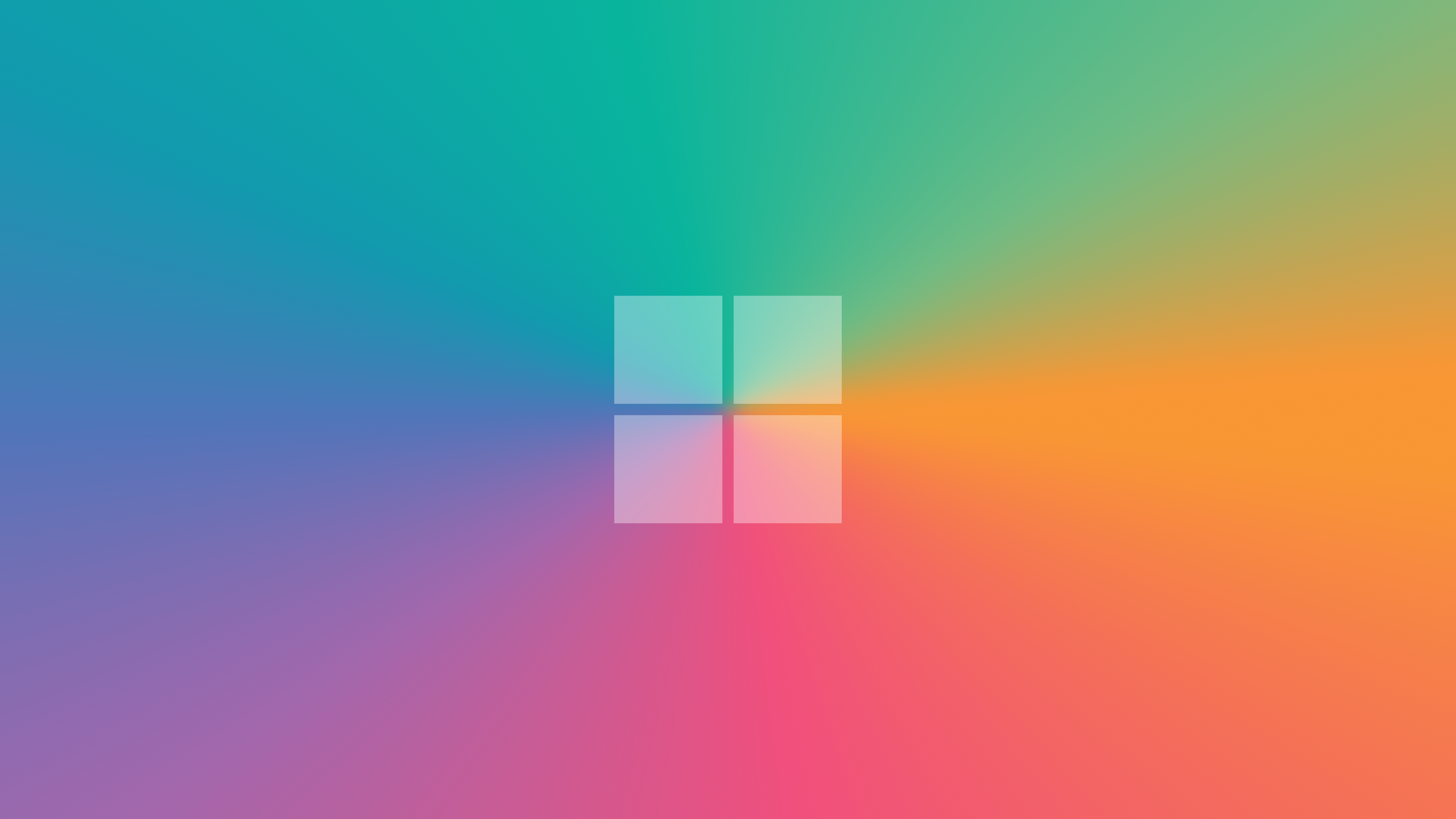 A clean colourful Windows 10 inspired wallpaper majn in 2019 3840x2160