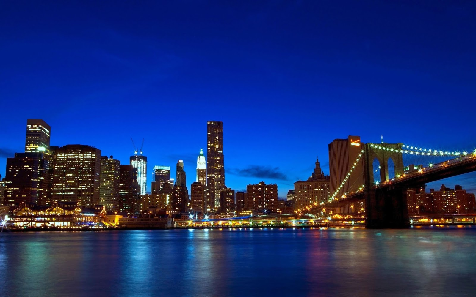 DREAM ZONE New York City HD Desktop Wallpapers 1600x1000
