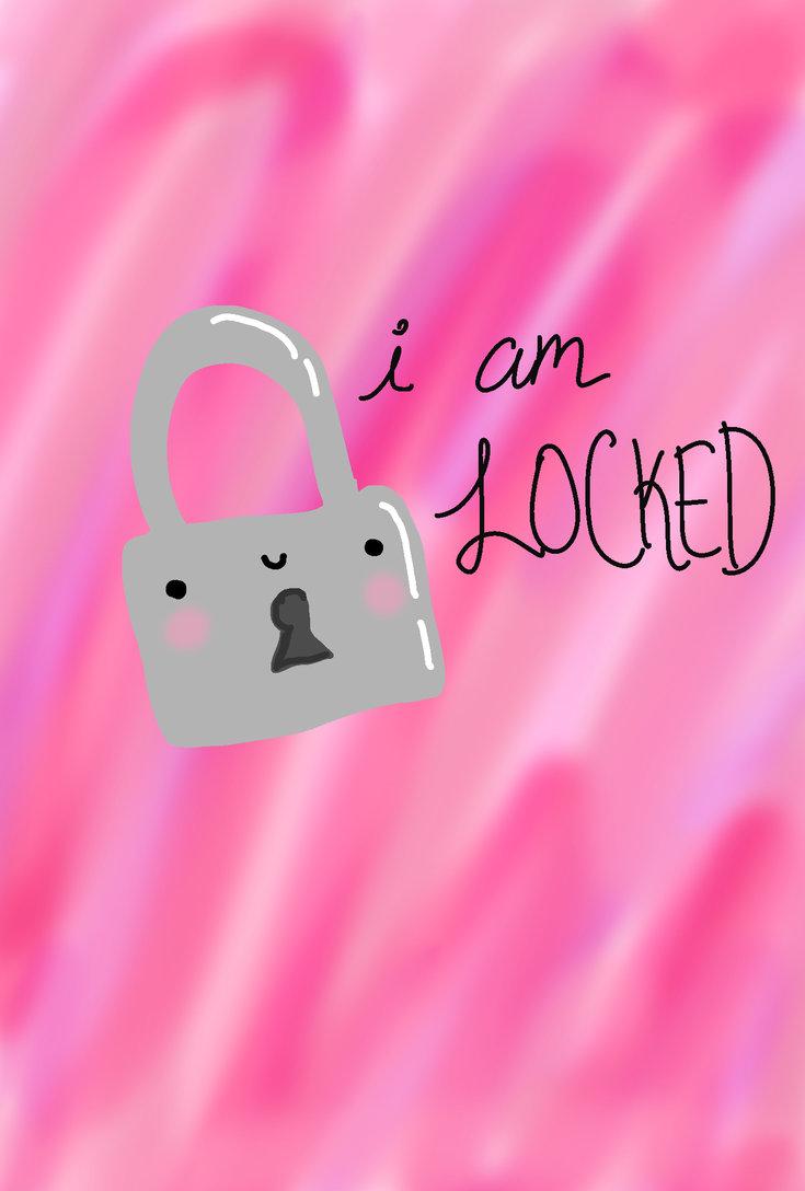 Pink Lock Screen Wallpapers - WallpaperSafari