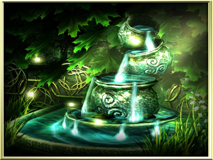 Celtic tree of life wallpaper wallpapersafari for Irish garden designs