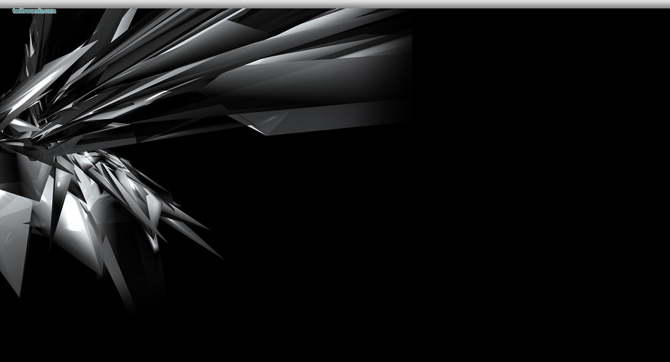Cool Black And White Background   50 Best Twitter Backgrounds 950x514