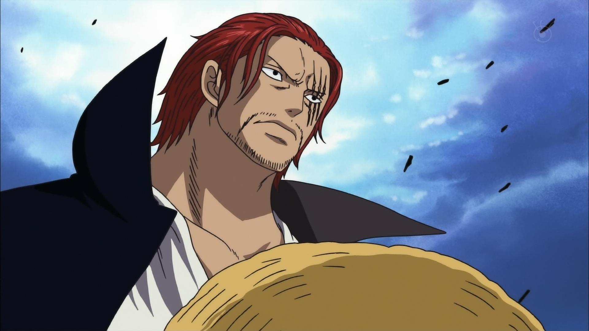 One Piece Shanks Wallpaper   Shanks HD 1920x1080