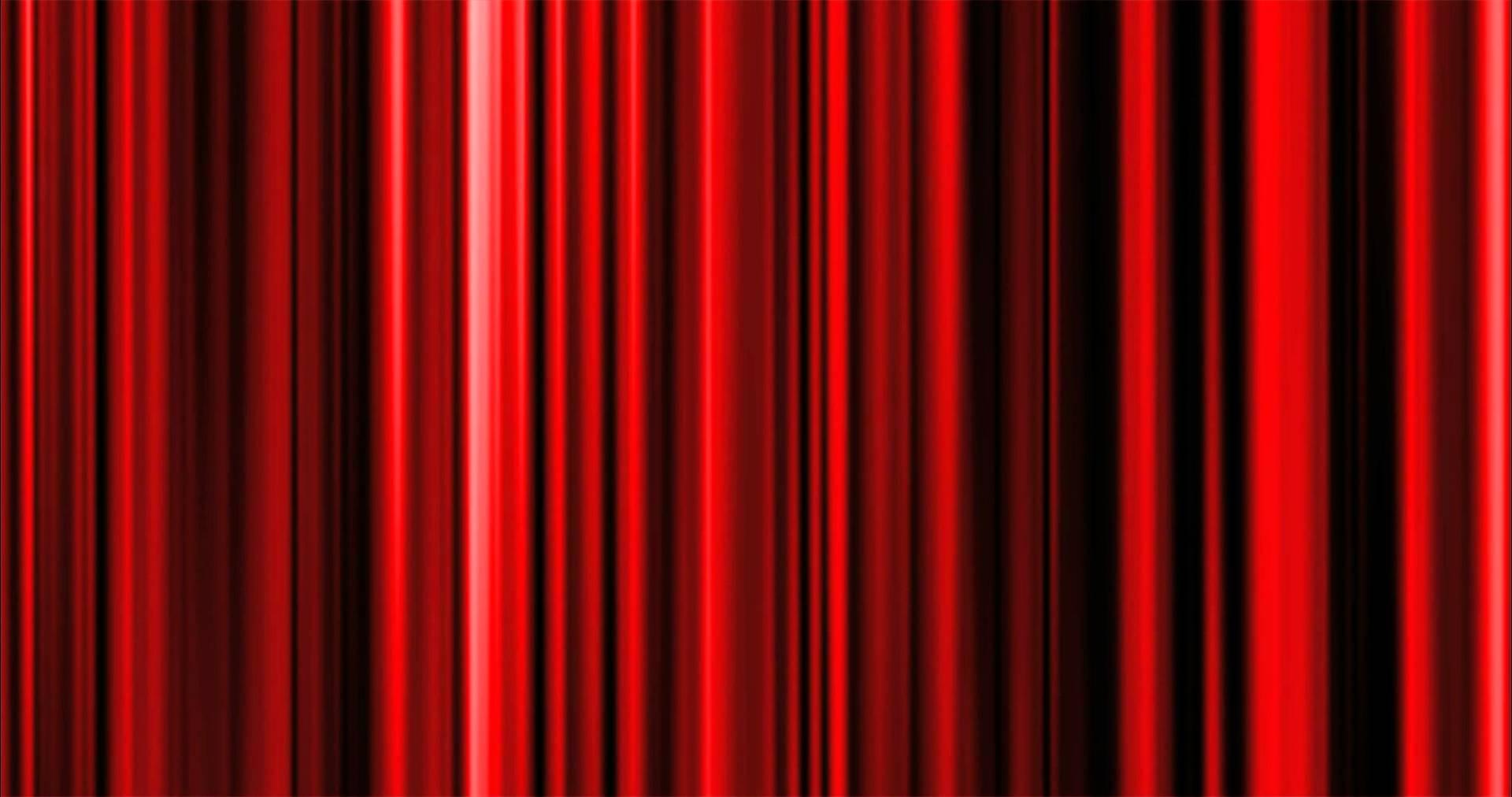 Red Curtain Backdrop Banner MenzilperdeNet