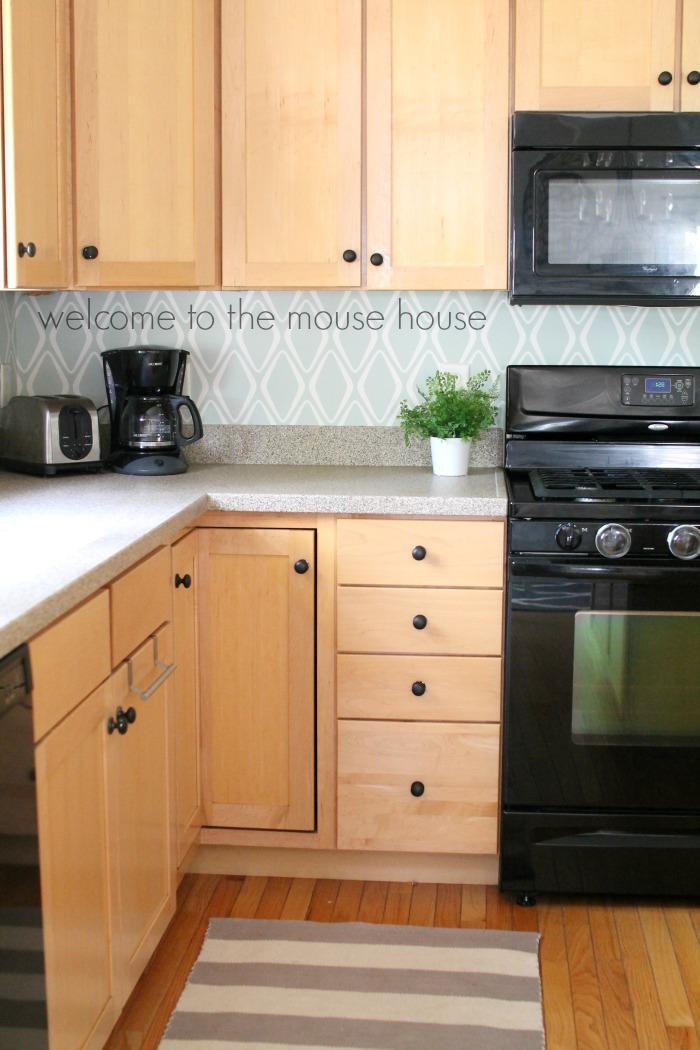 Easy Kitchen Backsplash 30 Target Wallpaper   welcometothemousehouse 700x1050