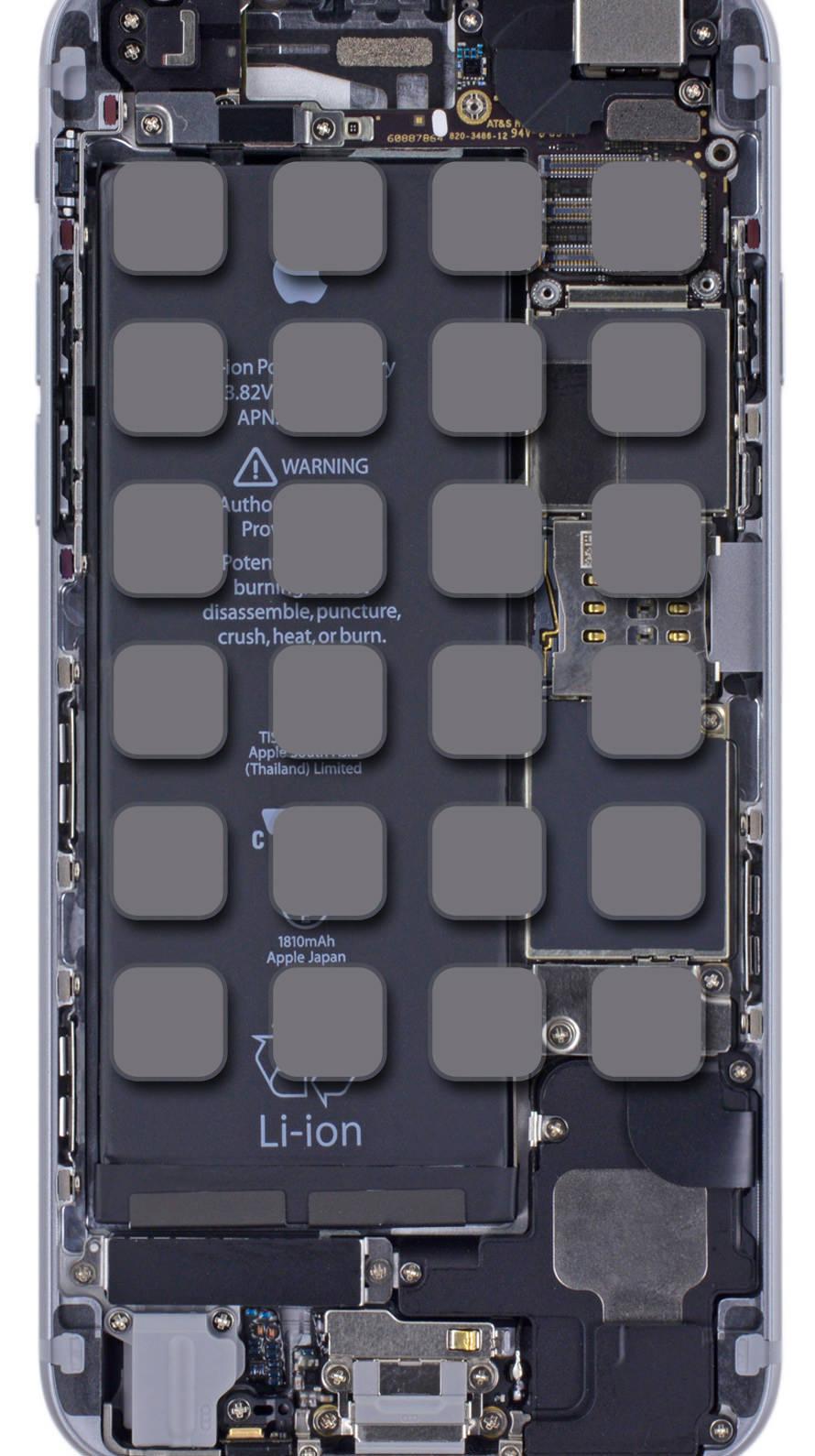 IPhone6 board shelf Cool wallpapersc iPhone6 890x1590