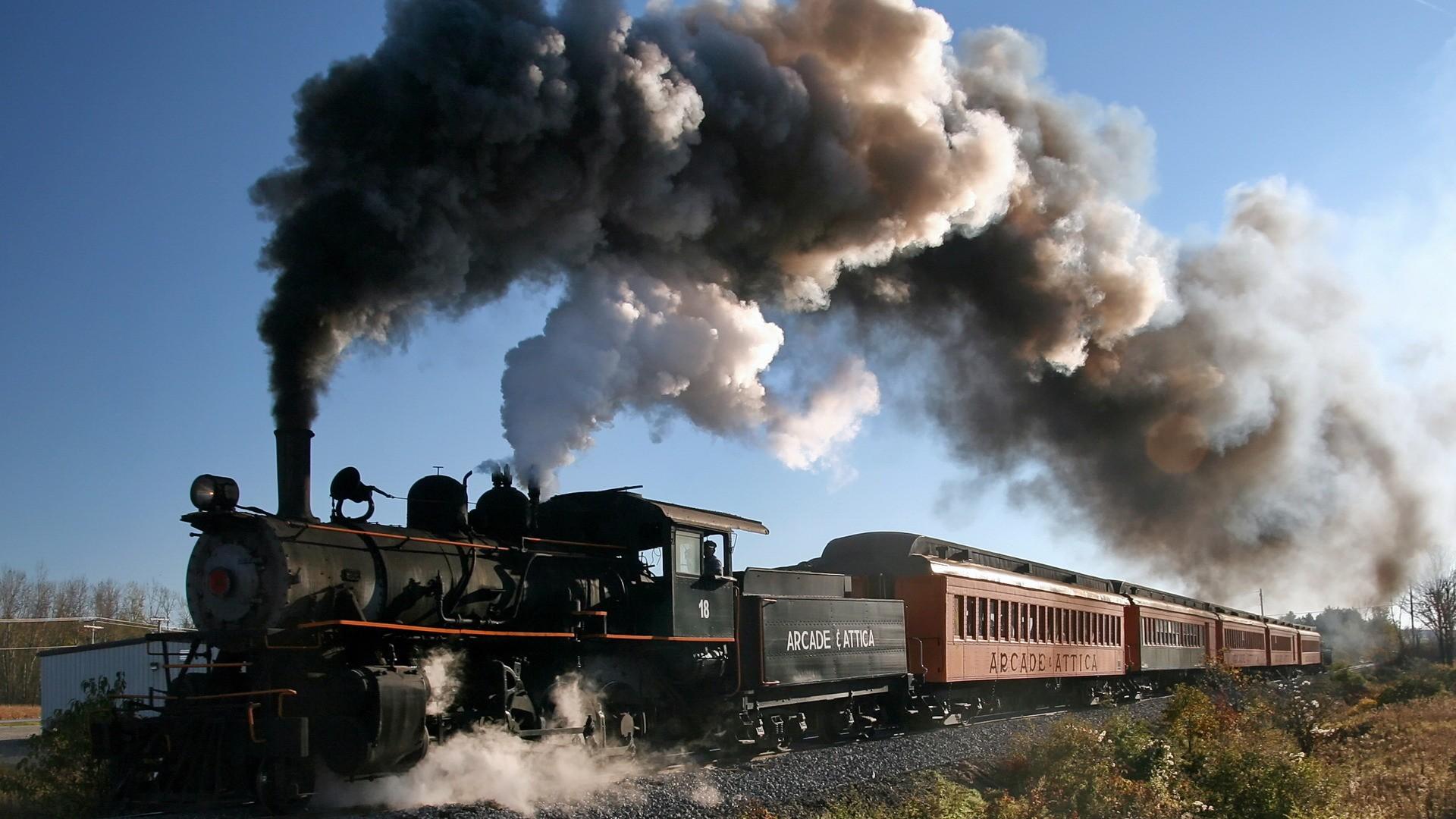 Wall trains Steam train vehicles trainway wallpaper 1920x1080 1920x1080