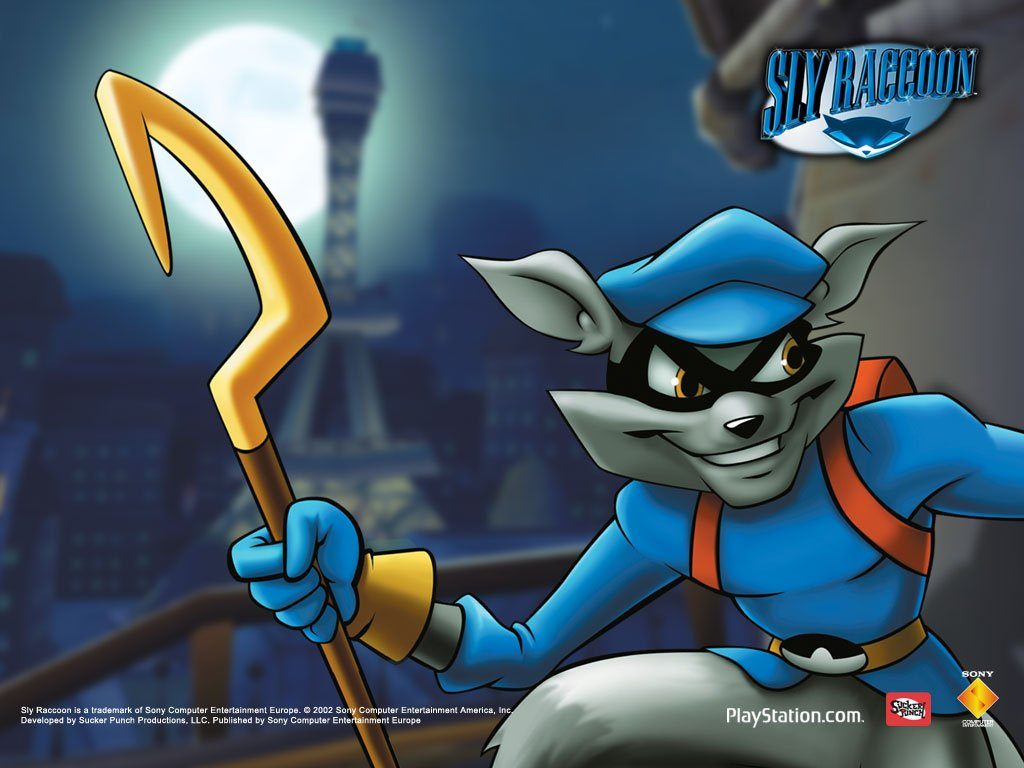 Sly Cooper wallpaper   Sly Cooper Wallpaper 25856279 1024x768