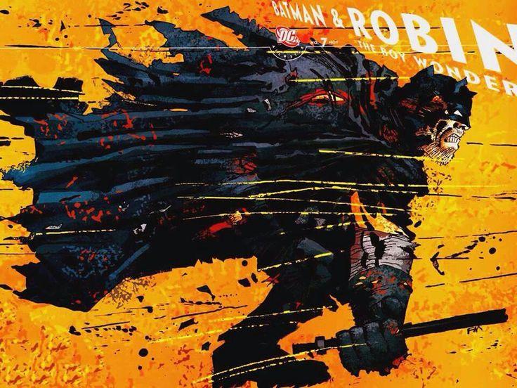 Batman by Frank Miller Frank Miller Pinterest 736x552