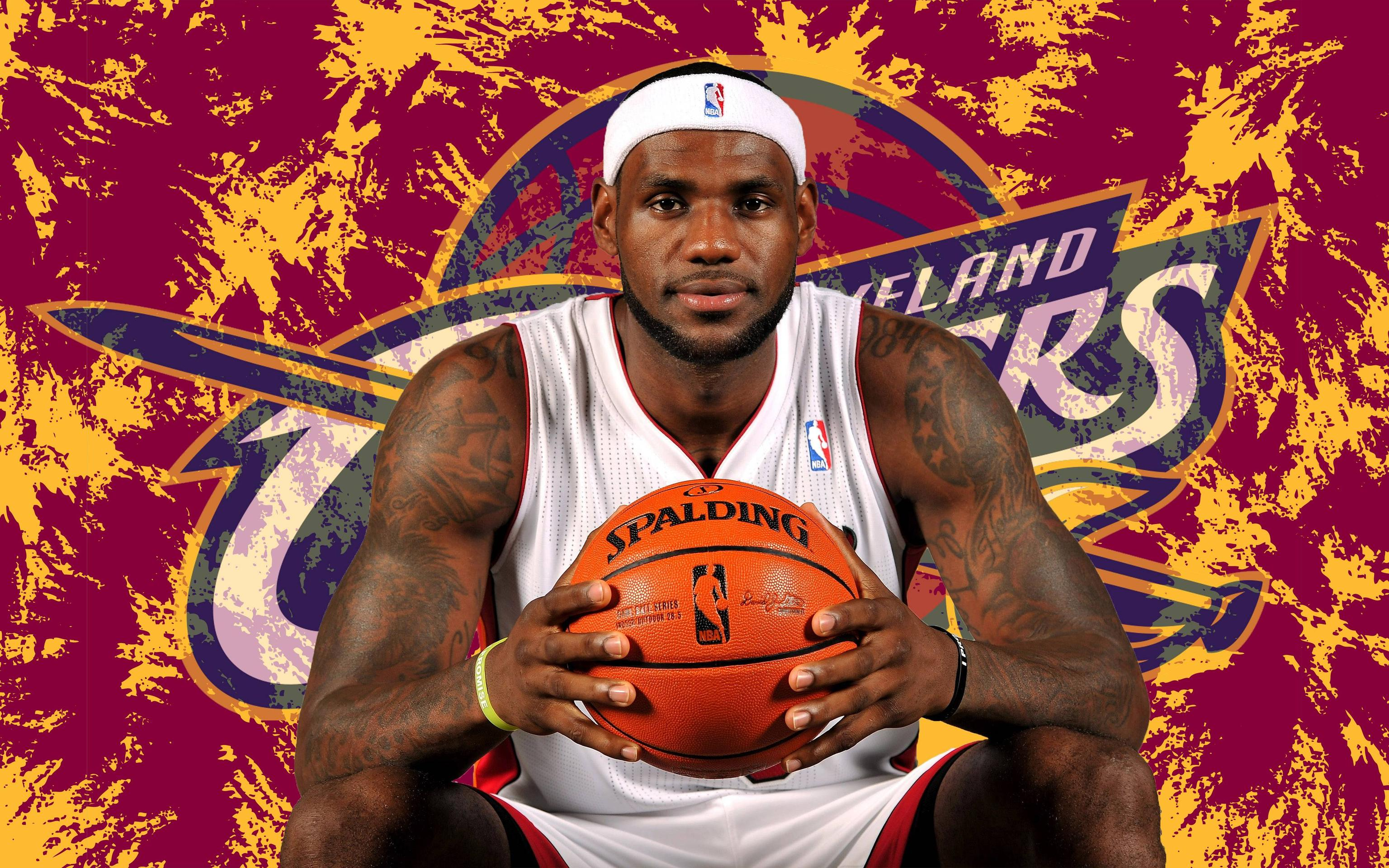 Lebron James Cleveland Wallpapers 2016 Wallpapers Backgrounds 3072x1920