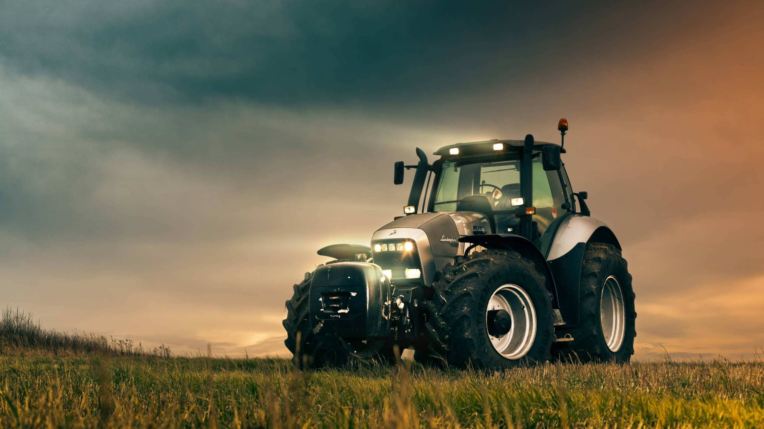 69 Tractor HD Wallpapers Background Images 2560x1440
