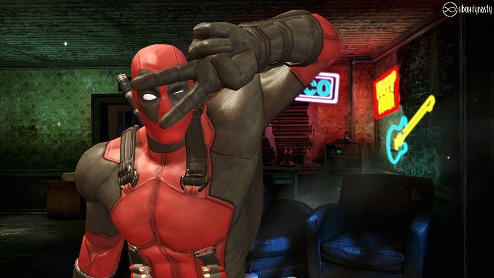 Deadpool   Xbox One   Screenshot   Xboxdynastyde 978x550