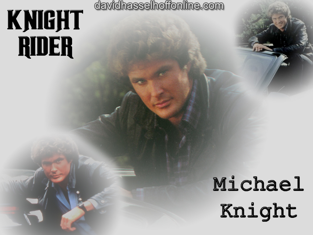 com   The Hoff Online   Knight Rider Desktop Wallpaper 1024 x 768 1024x768