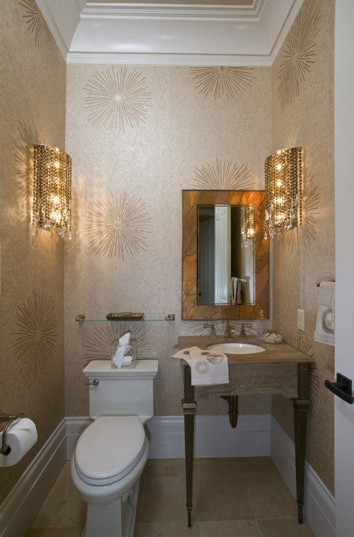 Powder Rooms that Pack a Punch 500x759