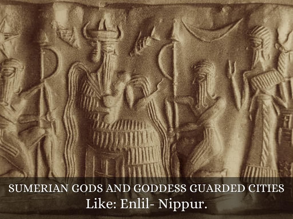 Sumerian People by Gabriel Ayala 1024x768